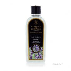 Ashleigh & Burwood LAVENDER Scented Fragrance Lamp Oil 500ml Refill Bottle
